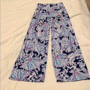 Lilly Pulitzer Knit Printed Pants